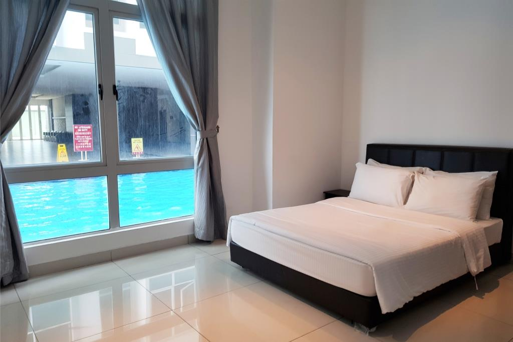Executive 3 Bedroom With Private Pool B