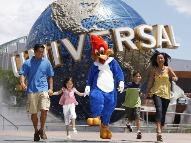 Universal Studio Singapore Package