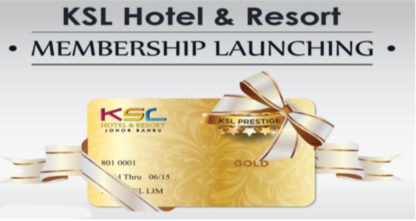 KSL Prestige Card